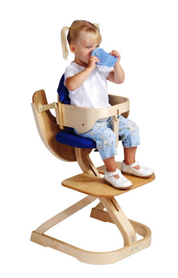 Good After A Few Weeks, We Checked Back With The Parent Test Panel For Their  Feedback. Prior To Testing The Svan® Chair, The Family Had Been Using A High  End ...