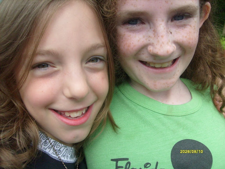 orla (my best friend) and me!