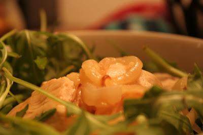 La recette du Poulet au Miel et au Gingembre