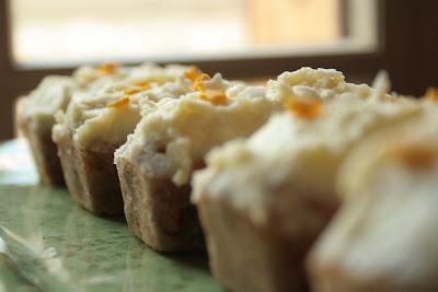 La recette des Carrots Cakes