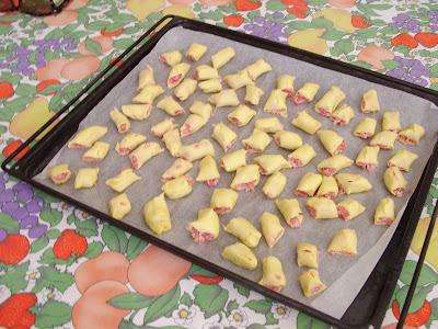 La recette des Galais Mesnil-Valais