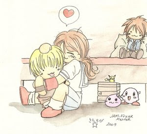 Chibi Love by sara chibi
