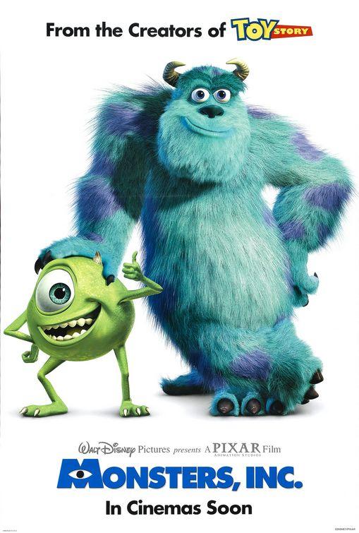 Monsters,Inc. (2001) Monsters,+Inc.+(2001)