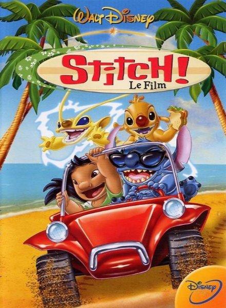 Stitch! La película (La Película de Stitch!) (2003)