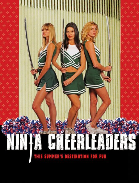 Ninja+Cheerleaders+%282008%29 Ninja Cheerleaders (2008)