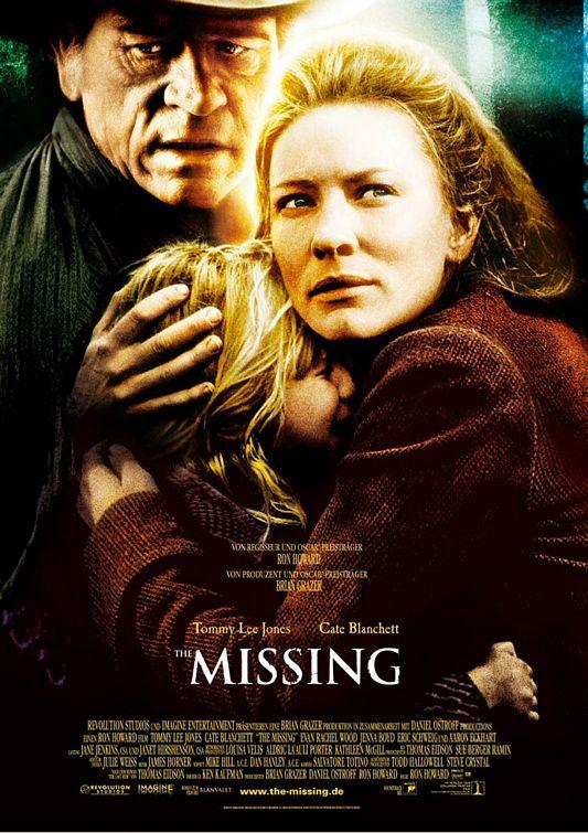Kayıp – The Missing (2003) Türkçe Dublaj İndirmeden Direk izle