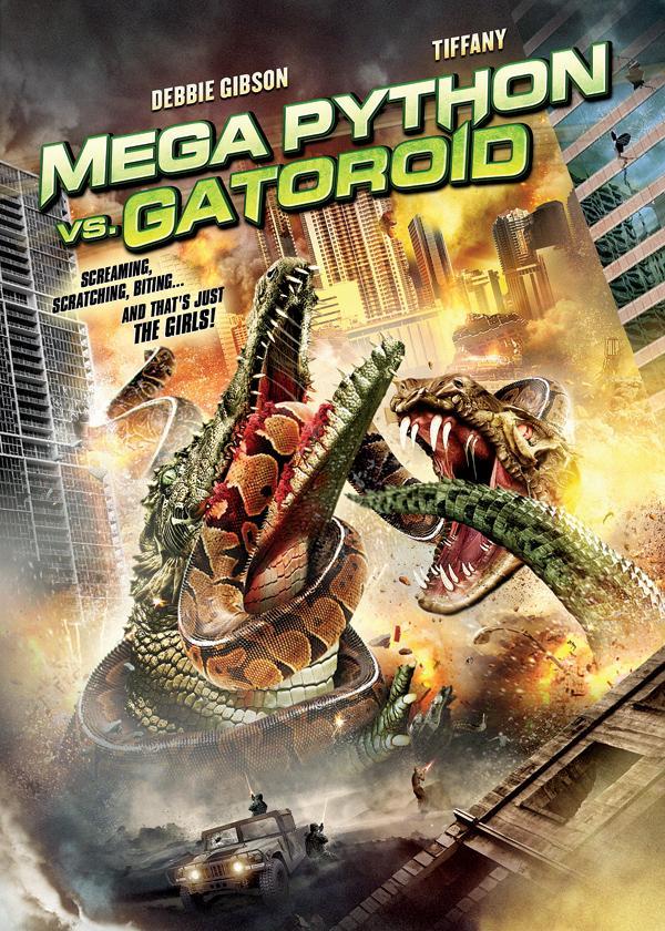 FILM Mega Python VS. Gatoroid 2011
