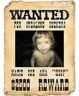 Food, Family & Fun!: Fun Monday for Kids-Wanted Posters