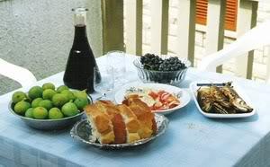 Recepti zdrave hrane, iz dalmatinske kuhinje