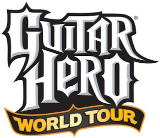 Guitar Hero World Tour was released October 26, 2008