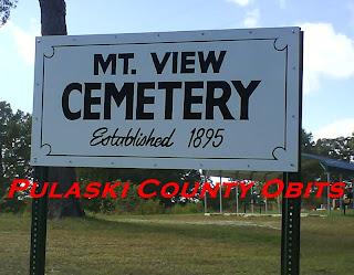 Photo by Pulaski County Obits, October 3, 2009
