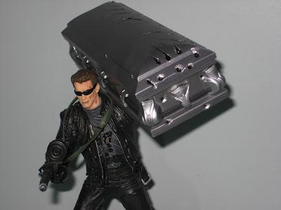 T 850 Terminator mcfarlane t 850 terminator 3 with coffin