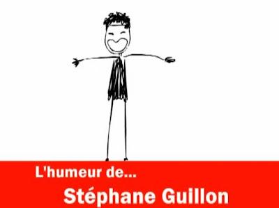 Stéphane Guillon et l'âge de départ à la retraite des politiques