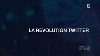 Revoir reportage Twitter Envoyé Spécial