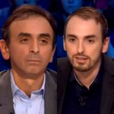 Chirstophe Willem clashe Eric Zemmour