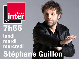Stéphane Guillon se fait France Soir