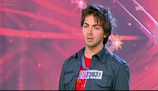 Sebastien vainqueur de X factor