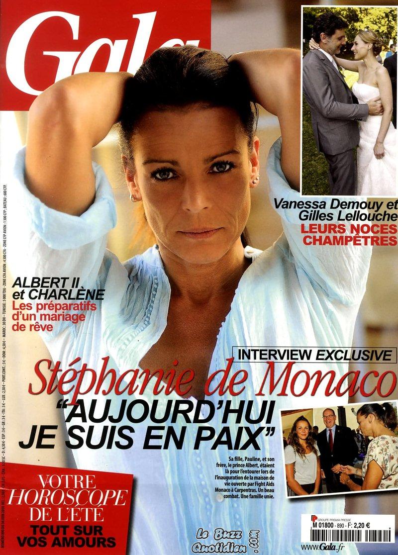 Gala Mariage Vanessa Demouy Lellouche