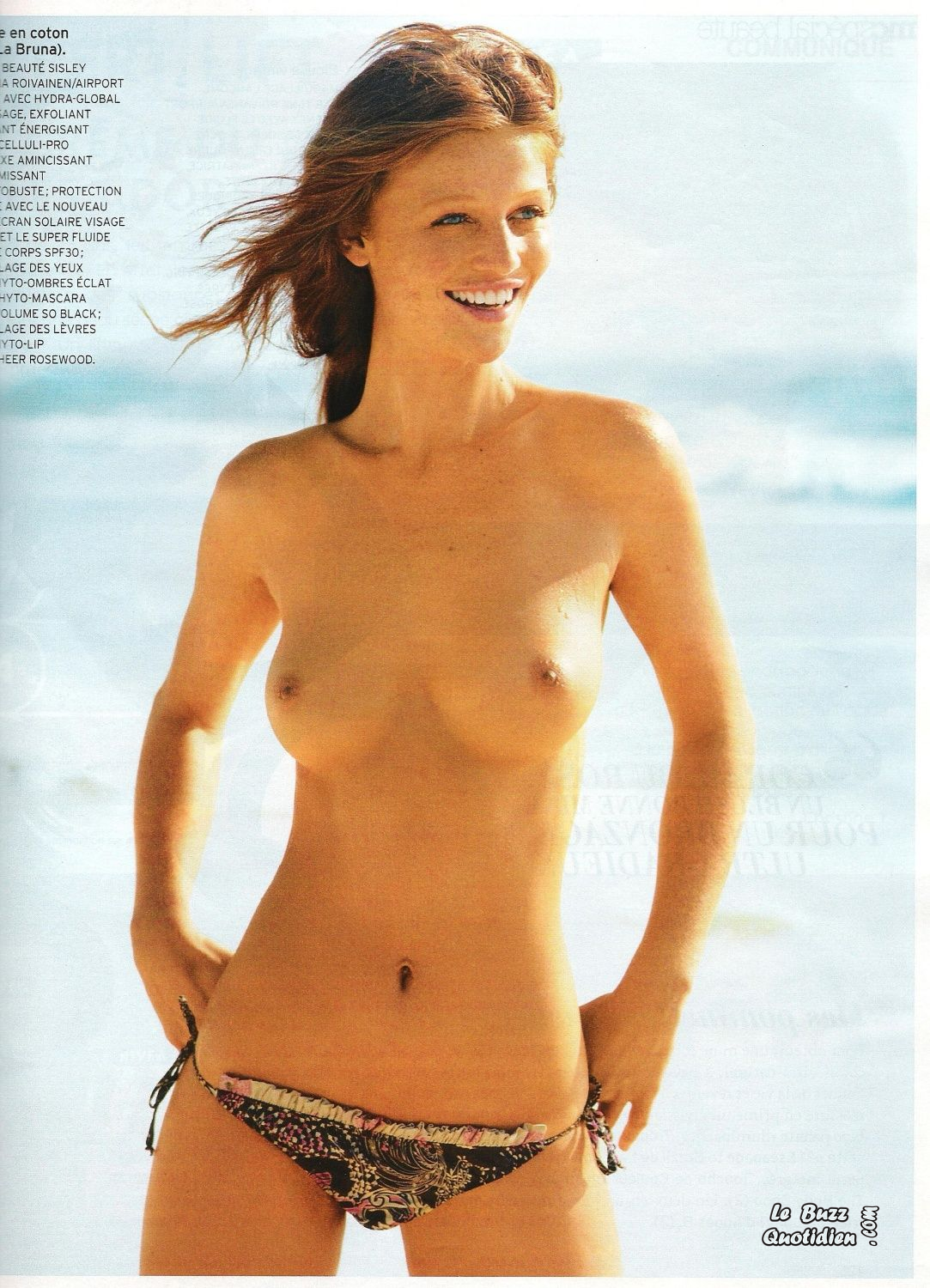 Cintia Dicker topless