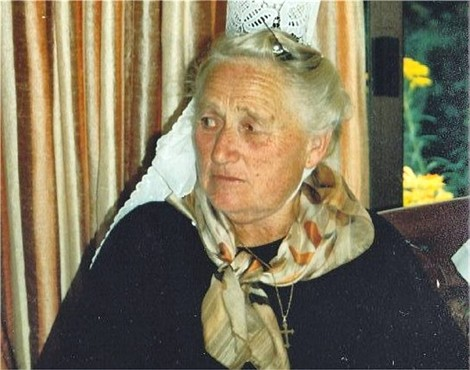 Berthe Jaouen est morte