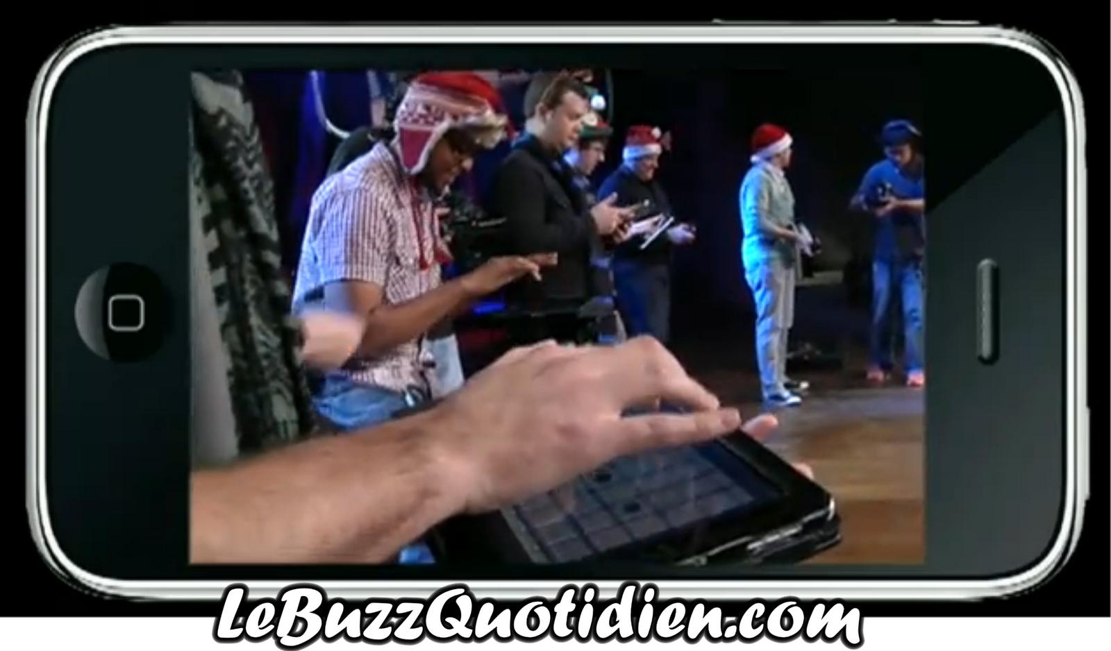 Concert Ipad Iphone Iband