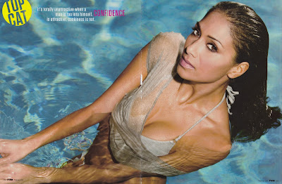 Nicole Scherzinger FHM