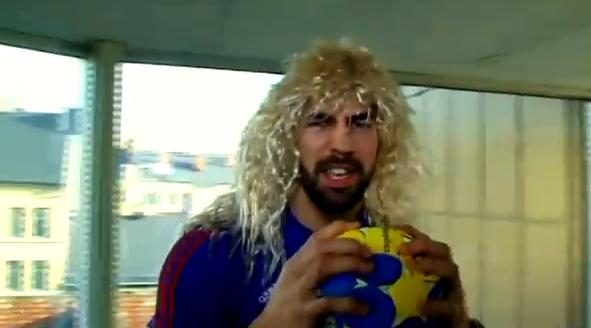 Lip Dub handballeurs français