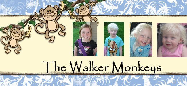 the walker monkeys
