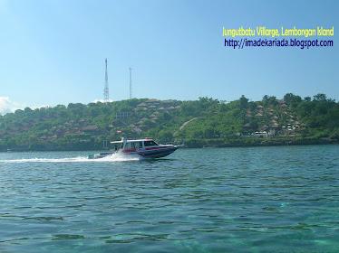 Fast boat & Hotel