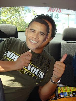Barack Obama in Hawaii