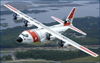 HC-130H Long Range Surveillance Aircraft