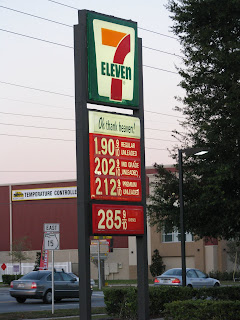 Orlando Gas Prices