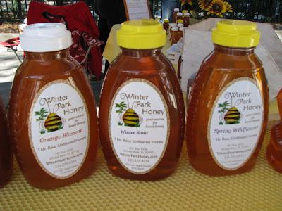 winter park honey