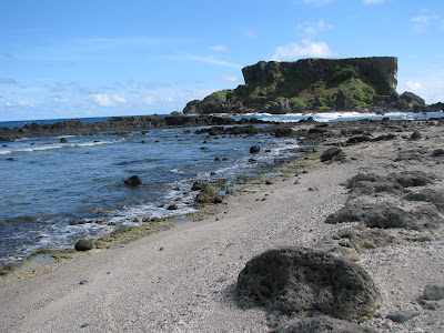 forbidden island saipan