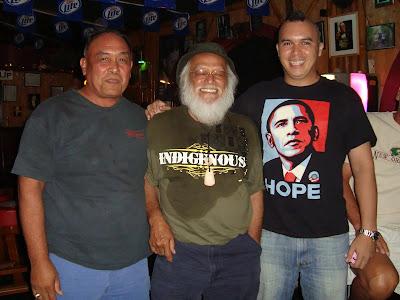 Stanley Torres Ike Cabrera and Angelo Villagomez