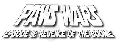 PAWS WARS Logo