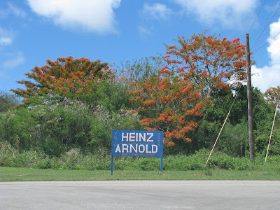 heinz arnold campaign sign