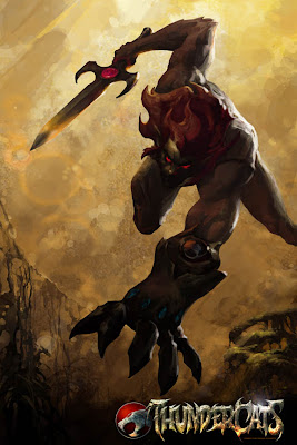 New thundercats 2011