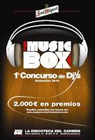 concurso de disjockeys en music club valencia. Bases para el concurso