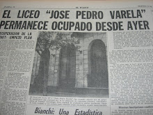 Esto decia El Diario el 8 de abril 1969