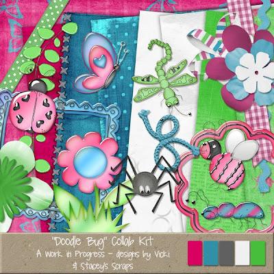 More Doodle Bug elements