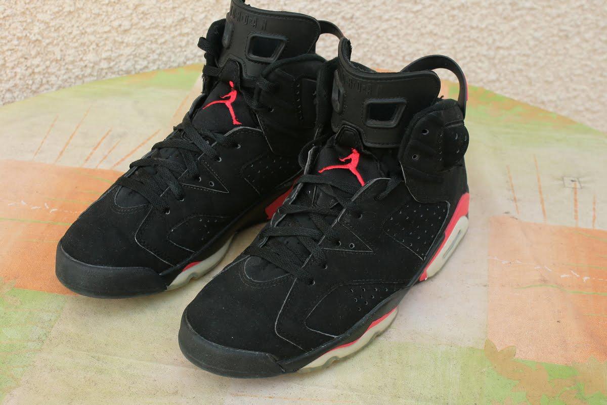 Air Jordan 6 vi Retro 2000