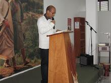 Visita do Missionário Ricardo a Portugal