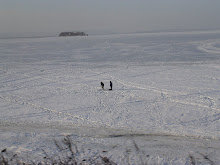 Ice Fishing, Vladivostok Bay