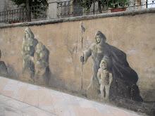 Pilgrim's Mural