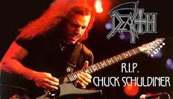 RIP CHUCK SCHULDINER