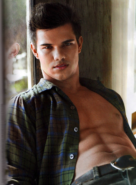 Taylor Lautner from Rolling Stone, Dec 2009
