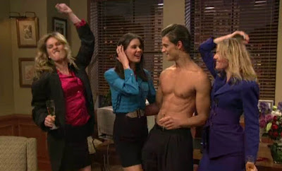 Garrett Neff, making 30 Rock much sexier for a few seconds