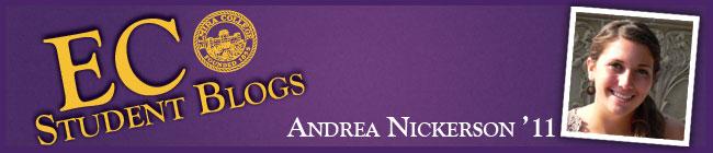 Andrea Nickerson '11