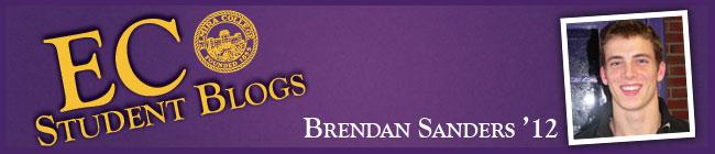 Brendan Sanders '12